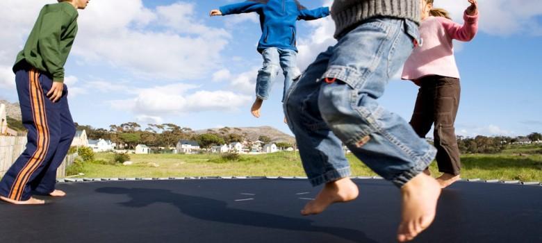 trampolina-dzieci