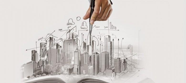 rysunek-centrum-miasta